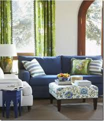Blue And Green Living Rooms Thecreativescientist Com