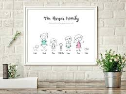 family sign wall decor inspirational decoration personalized family gifts signs for of family sign wall