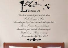 Life Goes On Quotes New Download Life Wall Quotes Ryancowan Quotes