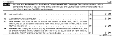 8889 form 2016 2016 hsa form 8889 instructions and example hsa edge