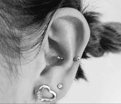 The Different Types Of Ear Piercing And Their Names Dat Piercing