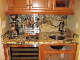 Kitchen Granite Countertops With Backsplash Eiforces - Granite countertop kitchen
