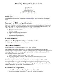 business management major resume samples cipanewsletter business marketing major resume software s resume example