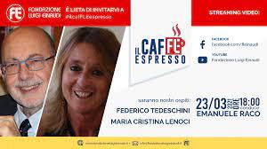 ilcafFLEespresso - Federico Tedeschini e Maria Cristina Lenoci