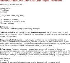 Veterinary Receptionist Cover Letter Chechucontreras Com