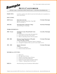 Best Solutions Of Example Of Waitress Resume Waitress Resume