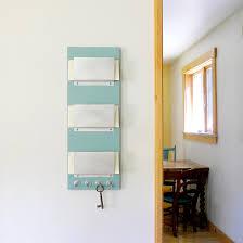 letter holder for wall