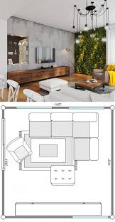 7 square living room layout ideas