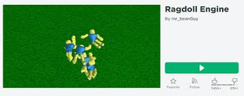 Maybe you would like to learn more about one of these? How To Push In Roblox Ragdoll Engine Game Specifications