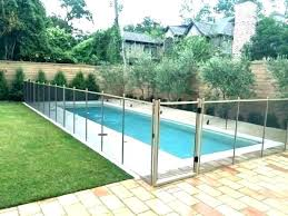 pool fencing ideas pool fencing fine fence ideas removable portable phoenix and supplies