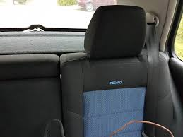 vw golf gti recaro rear seats