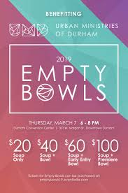 Event Flier Urban Ministries Of Durham Events And Awards