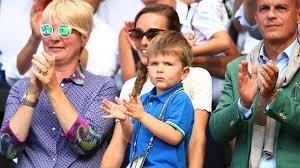 Novak djokovic ретвитнул(а) novak djokovic foundation. Wimbledon 2018 Novak Djokovic Son Stefan All England Club Kids Rules