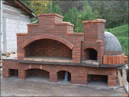 building a pizza oven with fire bricks 10 unique outdoor fireplace and pizza oven concept