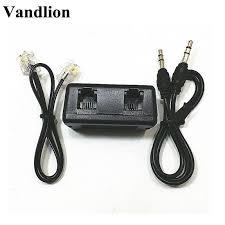 Vandlion <b>Telephone Adapter</b> For Digital <b>Voice Recorder</b> Telephone ...