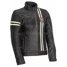ke rider lady gp leather jackets black