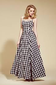 Priscilla Black & White Gingham Maxi Dress | The pretty dress company,  Beautiful dress designs, Dresses