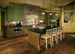 Rustic Kitchen Flooring Rustic Kitchen Floors Zampco