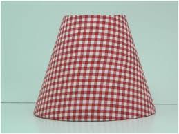 140837847405 140837847405 gingham chandelier lampshade