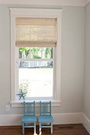 DIY Window Trim  The Easy WayBlinds For Windows Without Sills