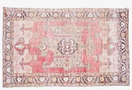 vintage rug vintage rug persian rug faded pink