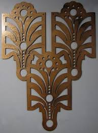 art deco wall decor
