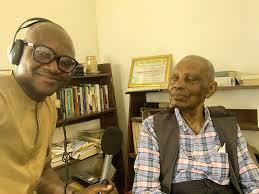 The Interview: Prof Eldred Jones, a towering figure in Africa ...