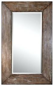 wall mirrors large wood wall mirror best mirrors images on future house home ideas and
