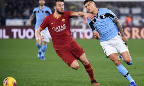 Roma 1-1 Lazio: FT, one point each in derby stalemate ...