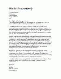 Application Letter Sample For Accounting Clerk Accounting Clerk Cover Letter Template Accounts Receivable Clerk