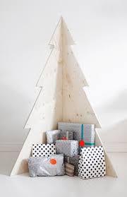 modern wooden christmas trees9