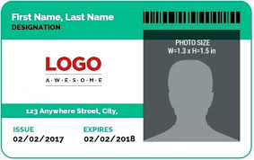 Blank Id Card Template Magnificent Membership Id Card Template Ensite