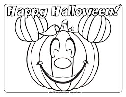 Small Picture Halloween Monster Coloring Pages Getcoloringpages Com Coloring