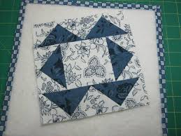 How to Make Flying Geese 3 Different Ways - On Craftsy & completed quilt block with six flying geese units Adamdwight.com