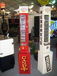 Vintage U Select It Vending Machines Custom Vending Machines Bernies Restorations