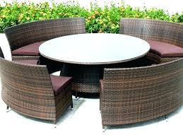 outdoor wicker patio furniture covers storage deck box