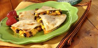 mexican food cheese quesadillas. Simple Cheese Black Bean U0026 Corn Quesadillas Intended Mexican Food Cheese R