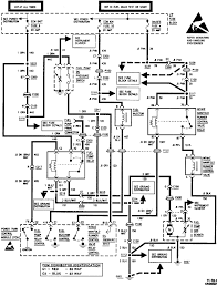 2000 chevy blazer wiring diagram