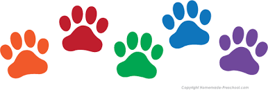 Image result for dog paw clipart