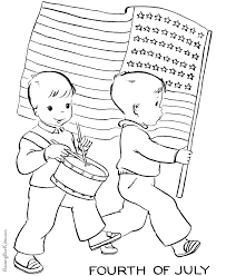Answers to these questions plus printable us flag pictures to color for kids! American Flag To Print And Color 008