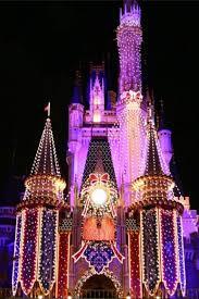disney christmas lights backgrounds. Disney Castle Christmas Lights Wallpaper IPhone Wallpapers With Backgrounds
