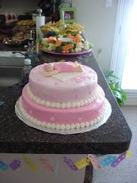 Desperate For An Easy Fondant Baby Shower Cake Idea Fixed Glass