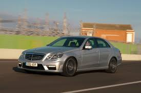 2009 Mercedes E63 AMG sedan | It's your auto world :: New cars ...