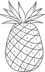pineapple drawing. it\u0027s now time to color in your drawing and wrap up this tutorial on \ pineapple
