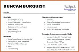 Skills To Mention On A Resume Inspiration Common Skills Listed In Resume On What List Functional Portrayal