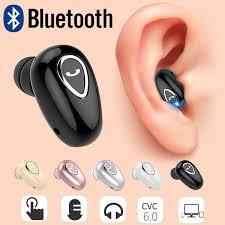 2019 <b>New Wireless Bluetooth</b> Earphone Mini Invisible In-Ear Sports ...