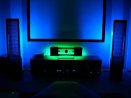 diy ambient lighting. Simple Lighting Get Quotations  Ambient Back Lighting Home Theatre LED TV Plasma Light DIY  Kit With Everything You Need Inside Diy G