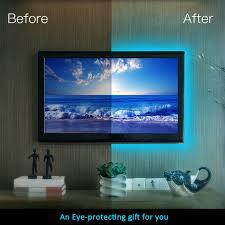 diy lighting effects. LED Strip Light TV Backlight Remote Control USB Charging Port DIY Flash/ Strobe/ Fade/ Smooth Lighting Effects Decoration Diy