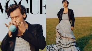 Harry Styles becomes the first male star to feature solo on Vogue cover,  Entertainment News | wionews.com