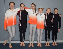 Midwest vault: Six Midcoast gymnasts take exceptional talents to Kansas -  By Staff - Belfast - Waldo - Republican Journal